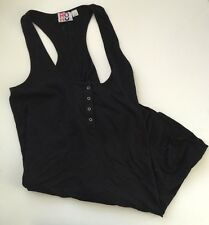 BLACK ROXY BATHING SUIT COVER-UP SIZE SMALL