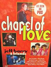 Chapel of Love:Jeff Barry & Friends NEW DVD,PBS,Brian Wilson,Crystals,Dixie Cups