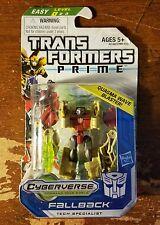 Transformers Prime Cyberverse Fallback Legion Class - MOSC