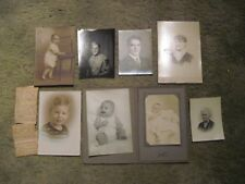 Collection of Old Photos, Walker Family Once Located in Chambersburg, PA Area