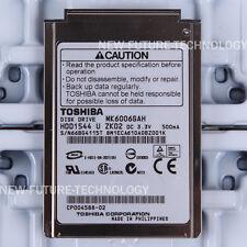 "TOSHIBA (MK6006GAH) 60 GB HDD 1.8"" 2 MB 4200 RPM CF Hard Disk Drive"