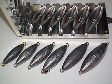 Saltwater Trolling Sinker mold 5,6,8,10,12,16oz CNC Aluminum Trol
