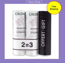 Caudalie Lip Conditioner, 4 Gram 2 Pack - Dermalogica Skin Hydrating Booster 1 oz
