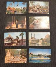 Vintage Disneyland Postcards
