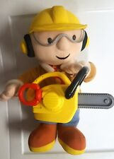 Animated Talking Bob The Builder Toy - Lumberjack Bob by Playskook 2002