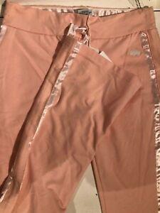 Pantaloni Donna Em-Club Colore Rosa Taglia 2