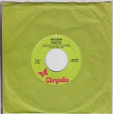 """JETHRO TULL - Sweet Dream - Original 1969 UK wide centred 2-trk 7"""" vinyl single"""