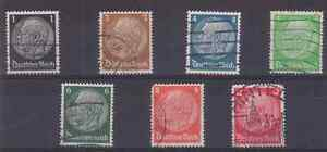 GERMANY. 1932-1933. OLD STAMPS. USED.