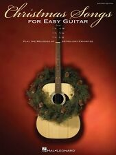 Christmas Songs for Easy Guitar Sheet Music Guitar Book NEW 000699804