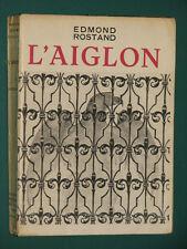 L'aiglon E. ROSTAND ed.le Panthéon des lettres illustrée par Edou MARTIN