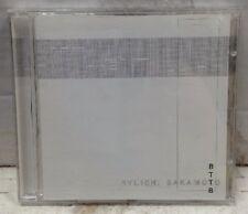 Ryuichi Sakamoto BTTB CD
