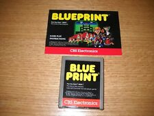 Blueprint (Atari 2600, 1983) and Manual