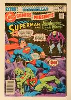 DC comics Presents #27. 1st Appearance Mongul (DC 1980) Bronze Age Issue.