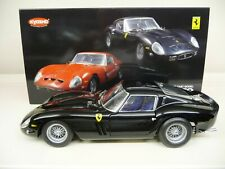 1:18 Kyosho Ferrari 250GTO black High End Version NEU NEW