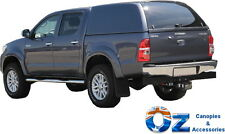 TOYOTA HILUX Dual Cab CANOPY 2005 - 2015 A DECK Fleet Canopy