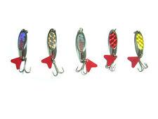 5PCS Fishling twinkling Spoon Lure Lures baits 8g 11.5g