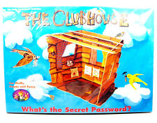 The Clubhouse Muffy Hoppy Fuzzy Vander Bear What's The Secret Password