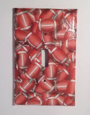 New Football Switch Plate Cover
