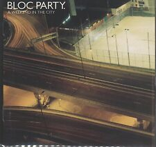 Bloc Party - Weekend in the City cd vgc