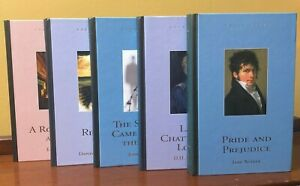 Great Reads 5 Book Collection Hard Back Collectable Lawrence Austen Forster