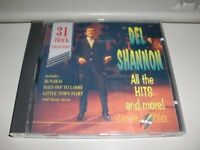 Del Shannon - All The Hits And More - Del Shannon CD YSVG The Fast Free Shipping