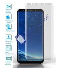 Protector de Pantalla Cristal Templado Completo Samsung Galaxy S9 Transparente