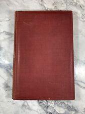 1914 Antique Science Book