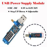 Step-up-Buck Converter USB DC-DC Spannungswandler Modul 5V to 1.2-24V