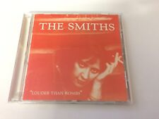 THE SMITHS LOUDER THAN BOMBS - CD 1993