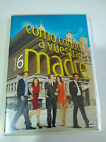 Como Ho Incontrato A il Tuo Madre Sixth Stagione 6 Completa - 3 X DVD - 3T
