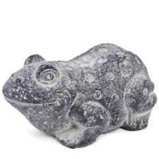 Gartenfiguren & -skulpturen aus Steinguss mit Frosch