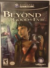 """ Beyond Good And Evil "" Nintendo Gamecube Game Tested, + Manual, Works perfect"
