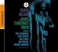 Oliver Nelson - The Blues and the Abstract Truth [CD]