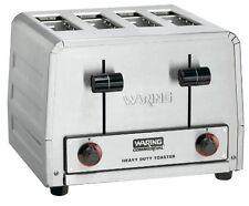 Waring WCT820 Commercial Heavy Duty Bagel Toaster 120V NSF 1 Year Warranty