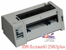 DOT nailprinter Stampante Ibm Lexmark 2380 band New for DOS Win Windows NT 95 98