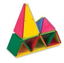 Magna-Tiles Solid Colors 100 Piece Set - 02300