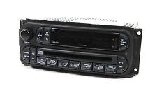original Autoradio Chrysler Jeep Grand Cherokee PT Cruiser CD P05091610AC Radio