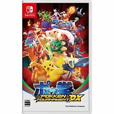 Pokken Tournament DX Nintendo Switch Japanese Import