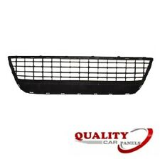 Front Bumper Grille Lower Centre Dark Grey Ford Mondeo Iv 2007-2010 Brand New