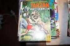 TARZAN edgar rice Burroughs N° 20 VEDETTES TV sagedition 1969