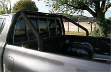 TOYOTA HILUX  REVO 2016 DOUBLE CAB ROLL BAR 60 INOX BLACK EXTRACAB E DOPPIA CAB