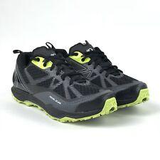 Pearl iZumi Mens X-ALP Seek VII Gray Shadow Black Cycling Shoes Size 41 EU 7.5 D