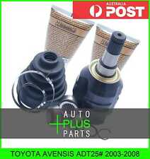 Fits TOYOTA AVENSIS ADT25# 2003-2008 - INNER CV JOINT 23X35X20