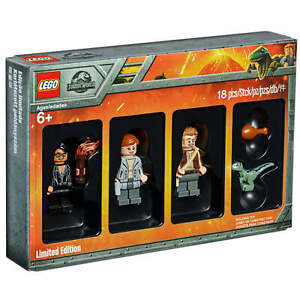 LEGO 5005255 Jurassic World Limited Edition Minifigures