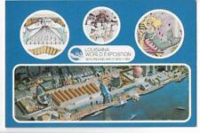 LOUISIANA WORLD EXPOSITION~NEW ORLEANS,LA  1984