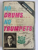 1961 No Drum No Trumpets Mary Lindell Barry Wynne 1st Edition dark Blue cover
