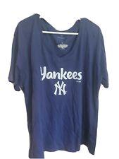 New York Yankees women's t-shirt NWT size XL