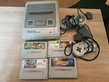 Nintendo Super FAMICOM NTSC-J  Console With 2 Controllers japan snes games