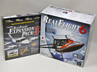 Great Planes REAL FLIGHT 6 R/C flight simulator (Heli Style) w/EXPANSION Pack 3