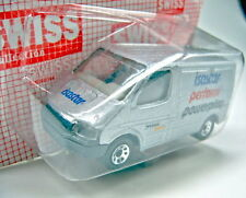 "MATCHBOX mb60 FORD transit ""Isostar"" swiss collection"